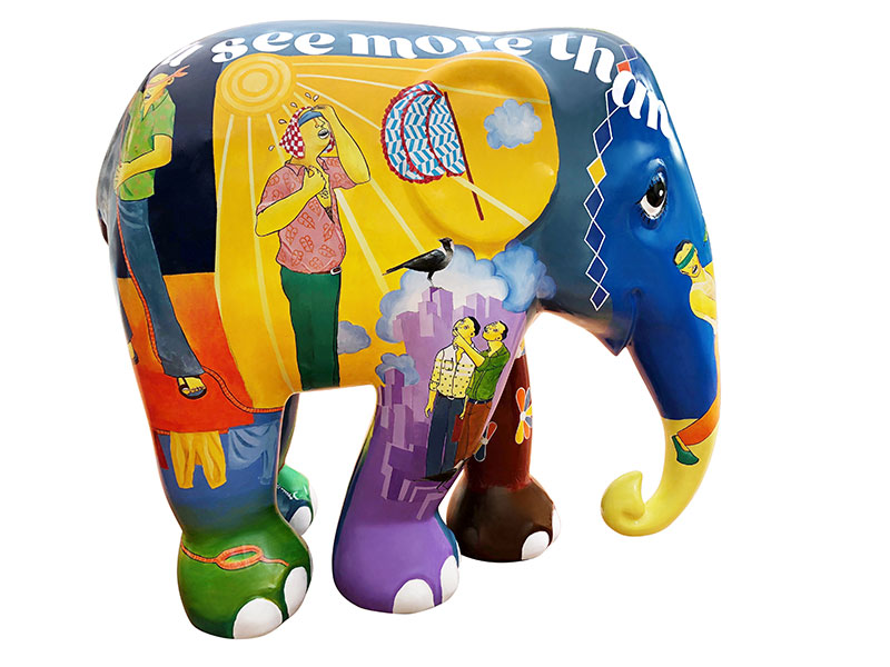 elephant parade worli