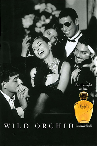Lakme Wild Orchid - Advertising