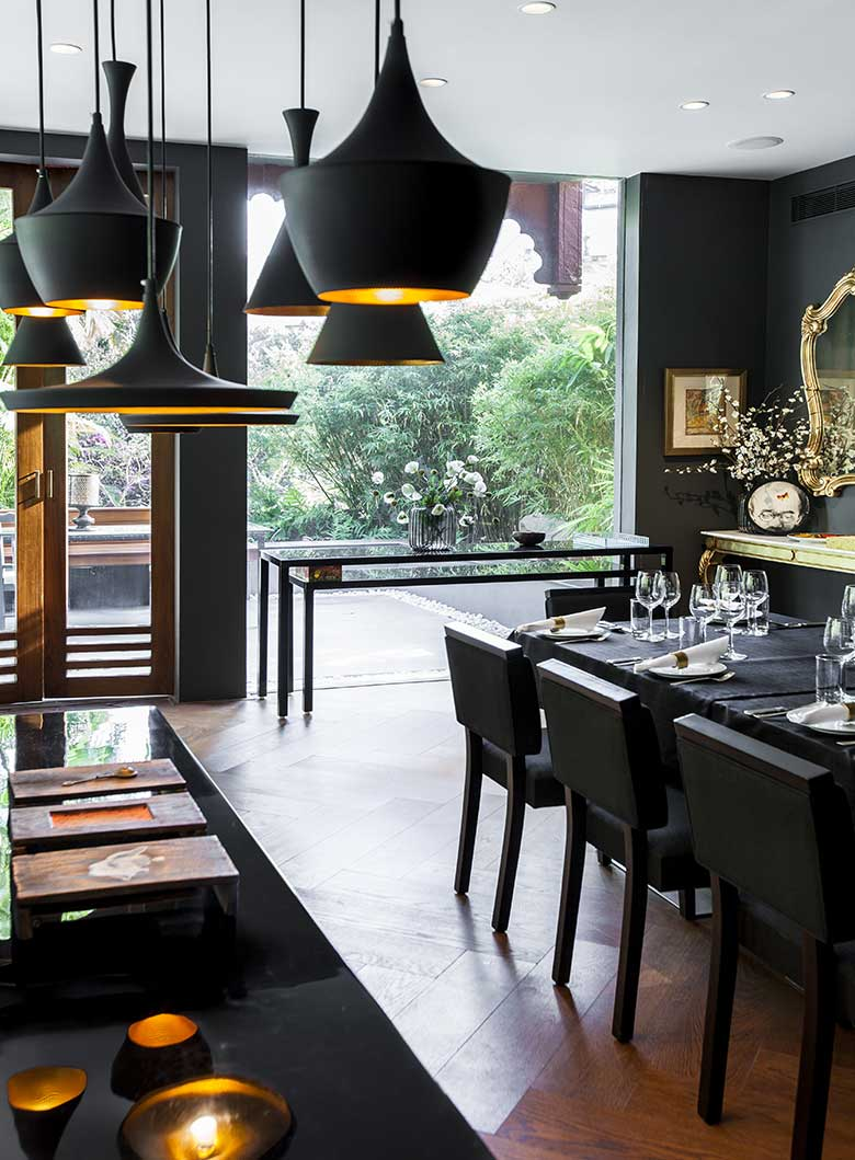 RPG Dining Room - Architect and Interior Designer